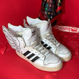 ★ very rare Adidas Jeremy Scott Wings 2.0 beaters